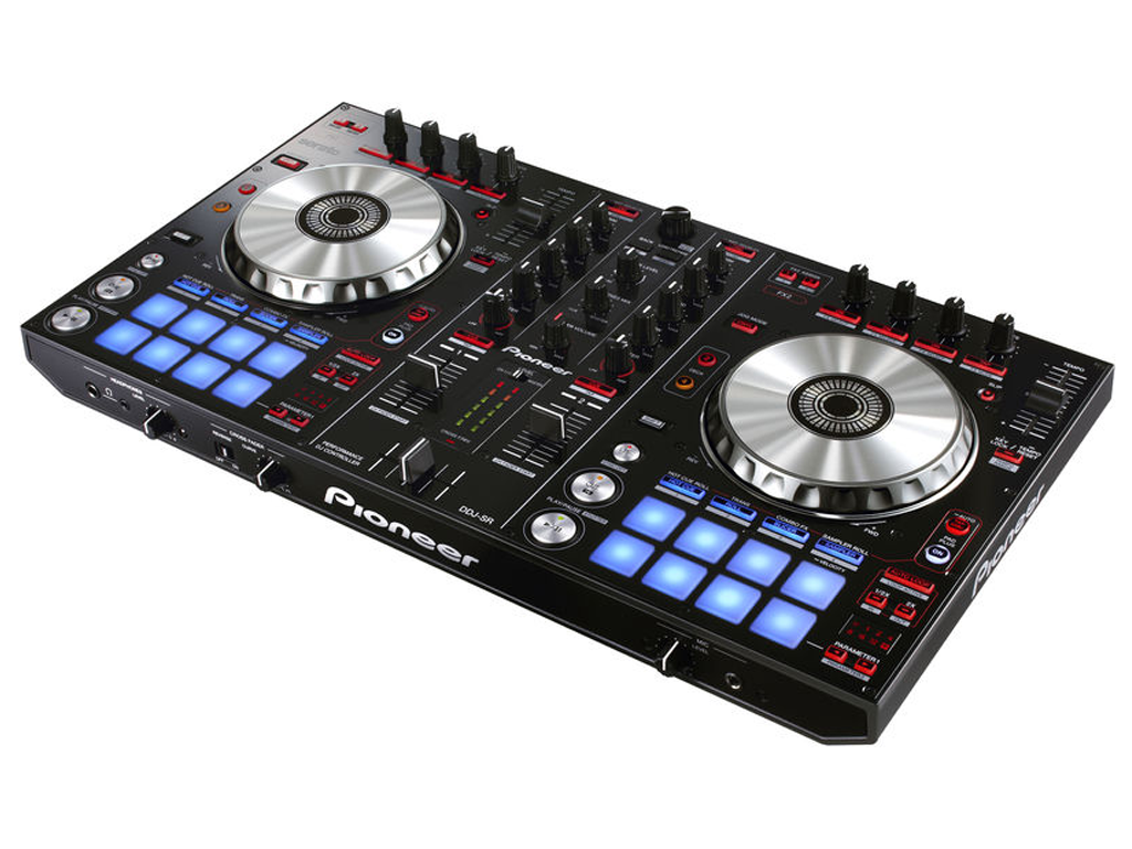 Pioneer DDJ-SR DJ-Controller | 35€